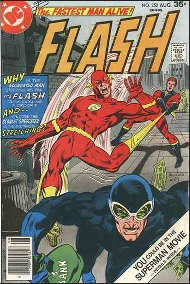 Flash (1959) 252-A by DC