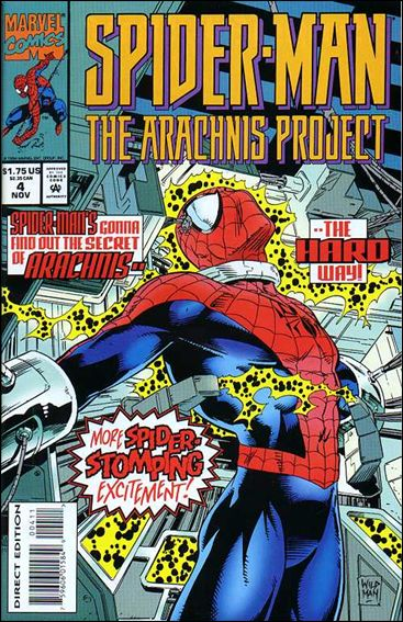 Spider-Man: The Arachnis Project 4-A by Marvel