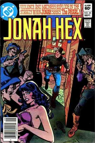 Jonah Hex (1977) 64-A by DC