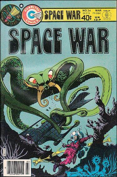 Space War 34-A by Charlton