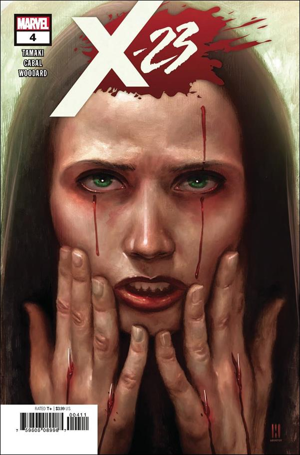 X-23 (2018) 4-A by Marvel
