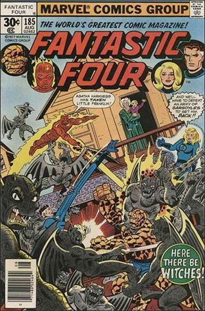 Fantastic Four (1961) 185-A