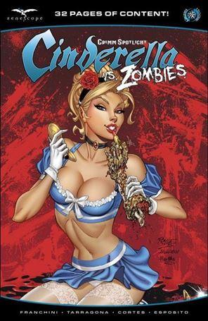 Grimm Spotlight: Cinderella vs Zombies nn-C