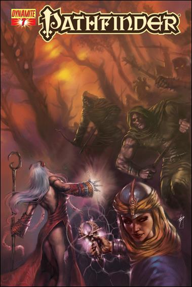 Pathfinder 7-A by Dynamite Entertainment