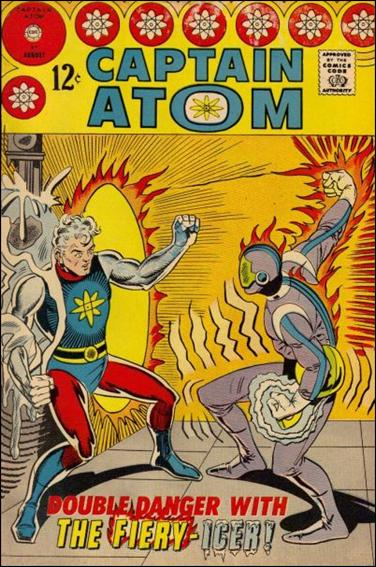 Captain Atom (1965) 87-A by Charlton
