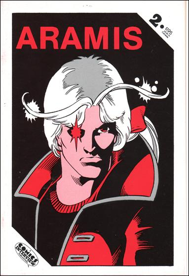 Aramis 2-A by Comics Interview