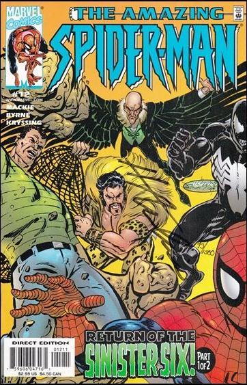 Amazing Spider-Man (1999) 12-B by Marvel