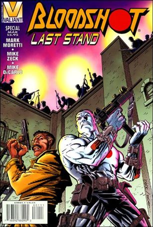 Bloodshot: Last Stand 1-A