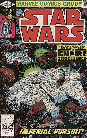 Star Wars (1977) 41-A by Marvel