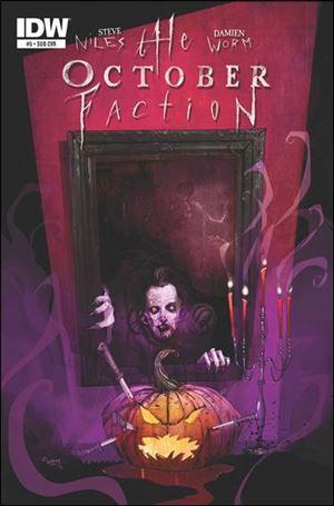 October Faction 5-B