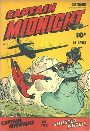 Captain Midnight (1942) 12-A