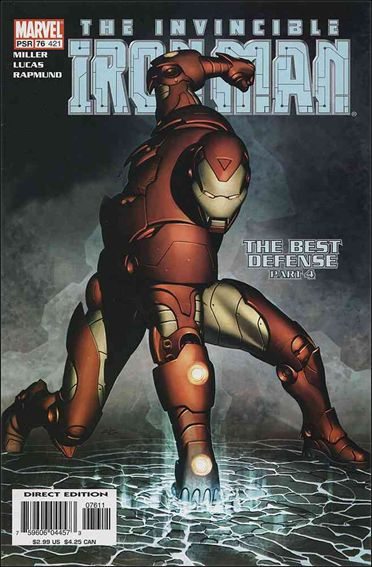 Iron Man (1998) 76-A by Marvel
