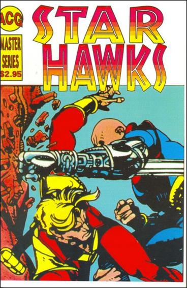 Star Hawks 3-A by America's Comic Group (ACG)