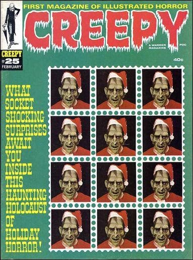 Creepy 25-A by Warren