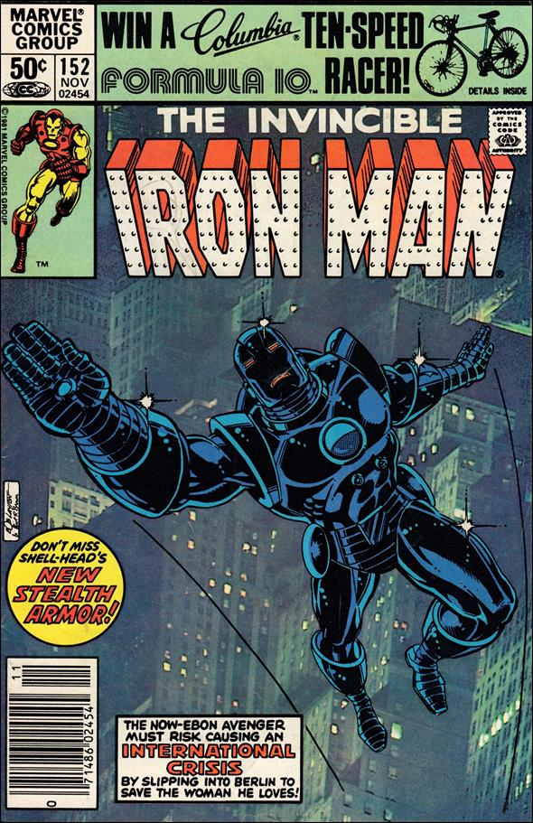 Iron Man (1968) 152-A by Marvel