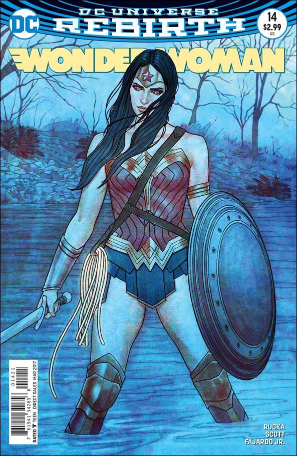 Wonder Woman (2016)  14-B by DC