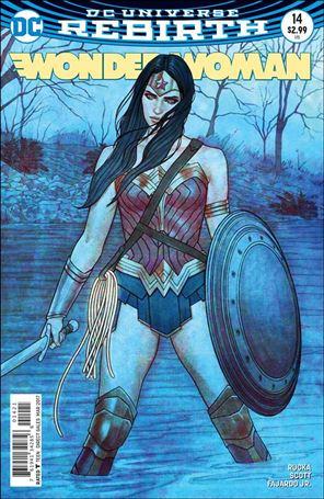Wonder Woman (2016)  14-B