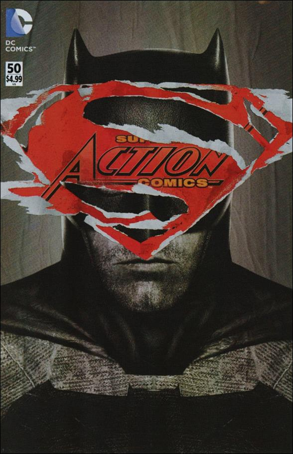 Action Comics (2011) 50-B by DC