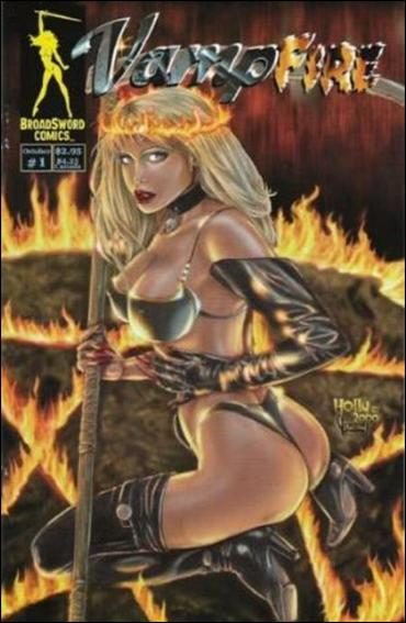 VampFire (2000) 1-A by BroadSword Comics