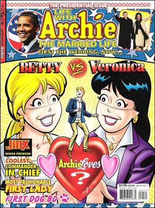 Life with Archie (2010) 7-A