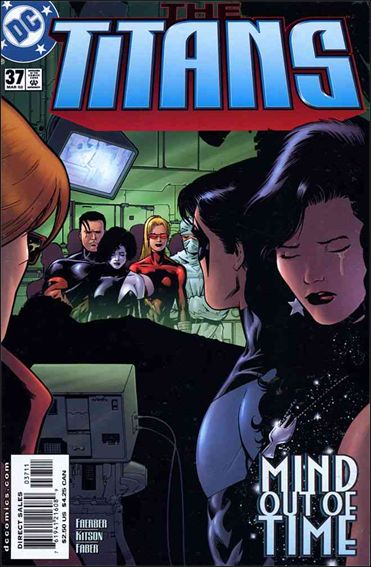 Titans (1999) 37-A by DC