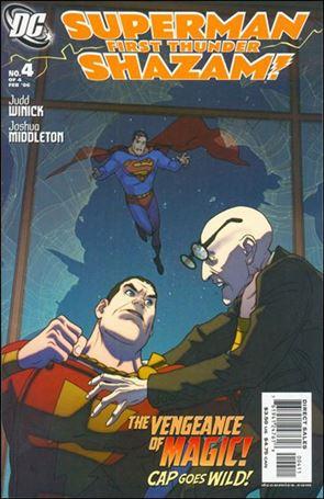 Superman/Shazam: First Thunder 4-A