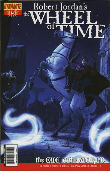 Robert Jordan's Wheel of Time: The Eye of the World (2010) 15-A by Dynamite Entertainment