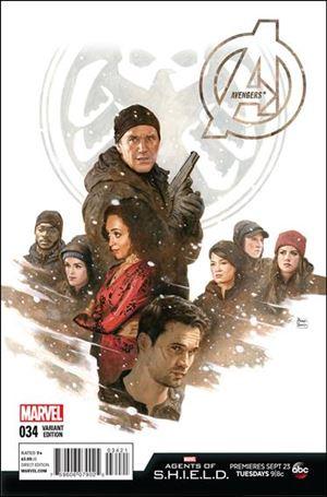 Avengers (2013) 34-B