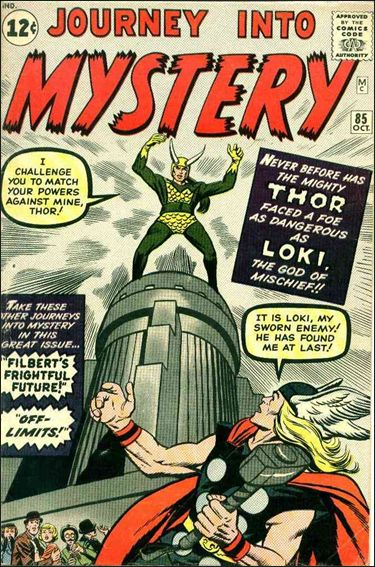 Journey into Mystery (1952) 85-A by Marvel