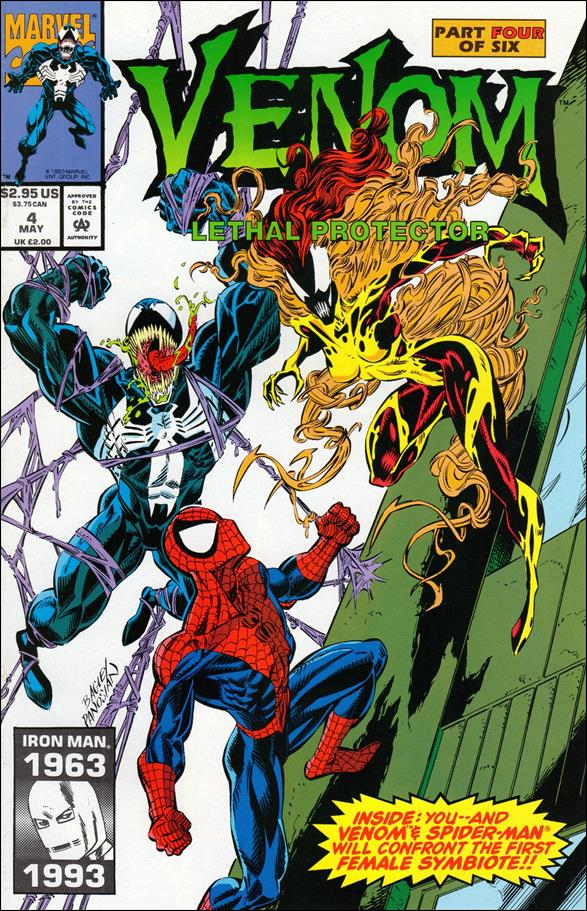 Venom: Lethal Protector 4-A by Marvel