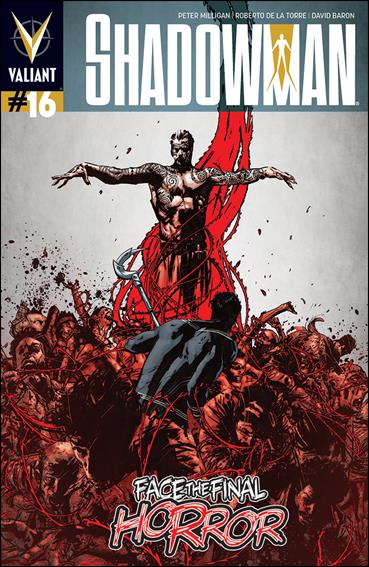 Shadowman (2012) 16-A by Valiant Entertainment