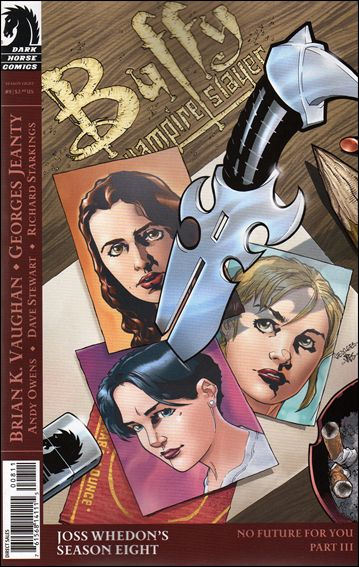 Buffy the Vampire Slayer Season Eight 8-B by Dark Horse