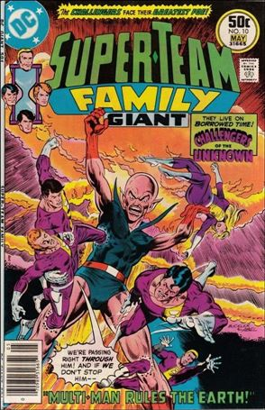 Super-Team Family 10-A