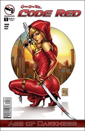 Grimm Fairy Tales Presents Code Red 5-C