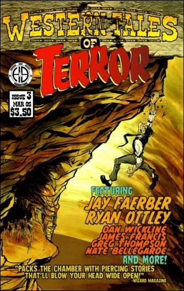 Western Tales of Terror  3-A by Hoarse and Buggy