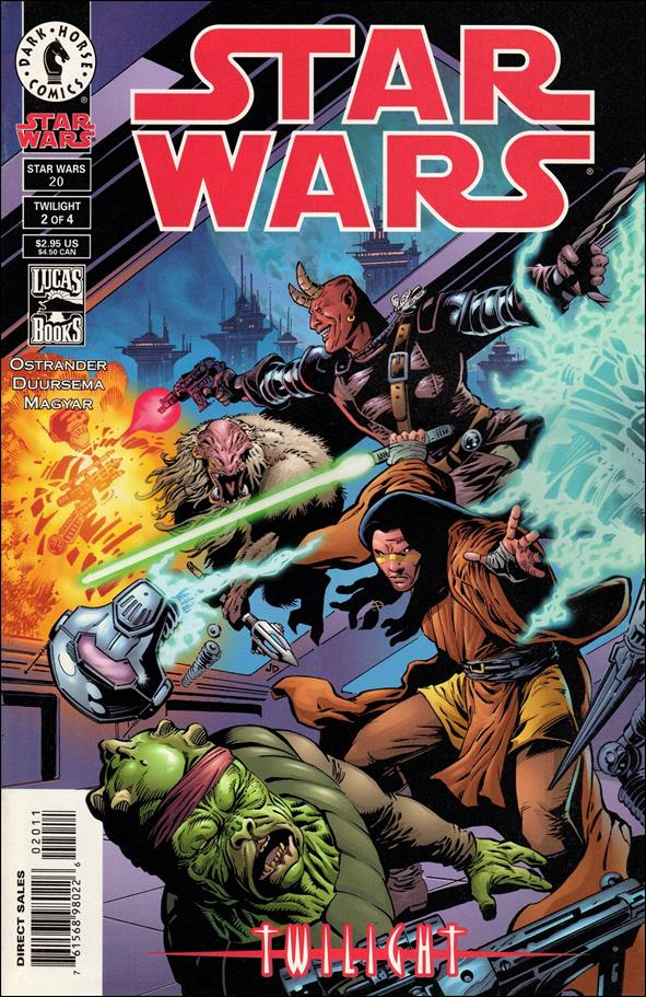 Star Wars/Star Wars Republic 20-A by Dark Horse