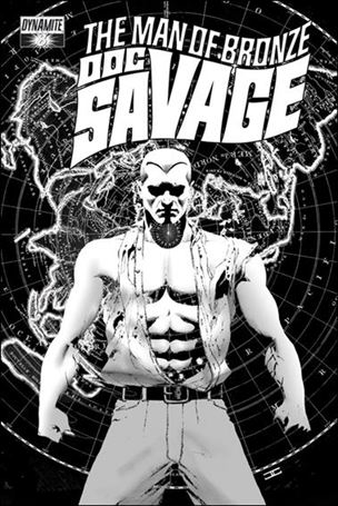 Doc Savage (2013) 8-C