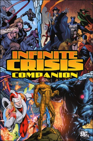 Infinite Crisis Companion nn-A by DC