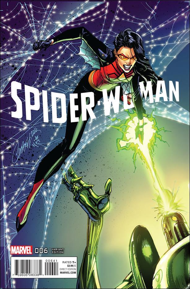 Spider-Woman (2016) 6-B