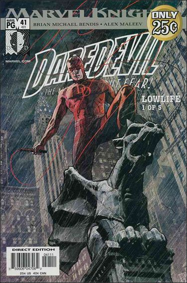 Daredevil (1998) 41-A by Marvel