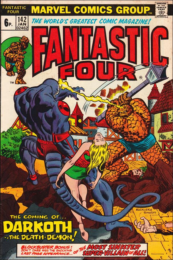 Fantastic Four (1961) 142-B by Marvel