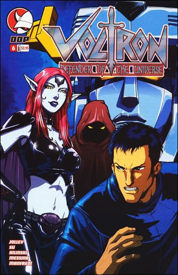 Voltron: Defender of the Universe (2004) 6-A by Devil's Due