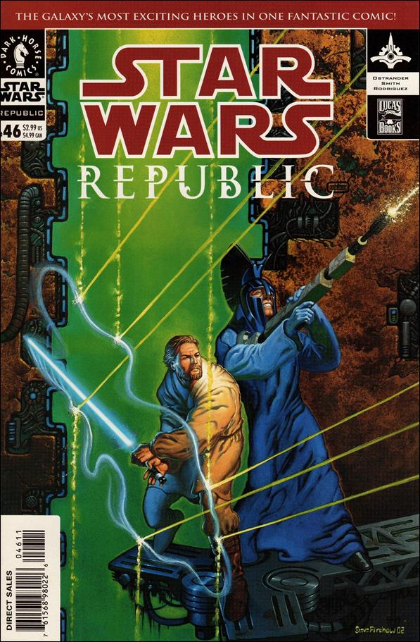 Star Wars/Star Wars Republic 46-A by Dark Horse