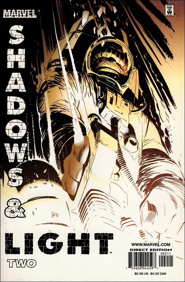 Shadows & Light 2-A by Marvel