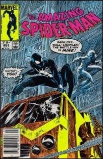 Amazing Spider-Man (1963) 254-B by Marvel