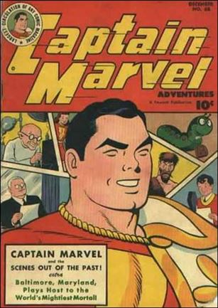 Captain Marvel Adventures 68-A