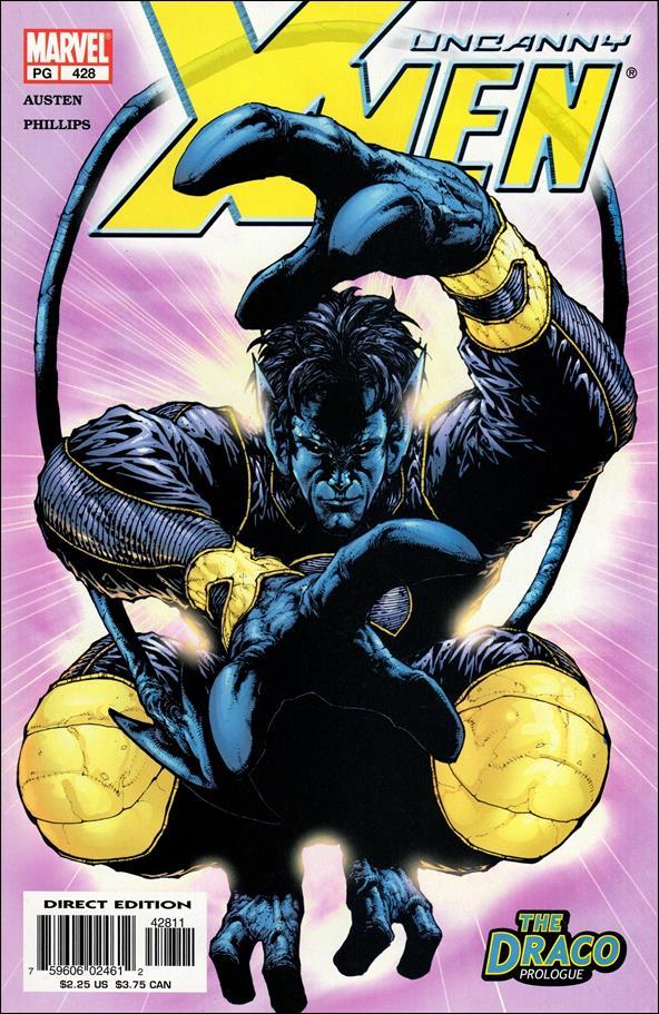 Uncanny X-Men (1981) 428-A by Marvel