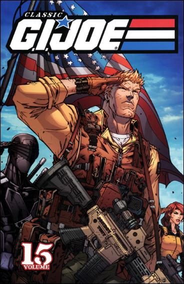 Classic G.I. Joe 15-A by IDW