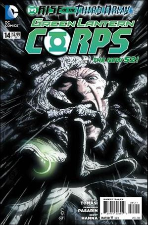 Green Lantern Corps (2011) 14-A