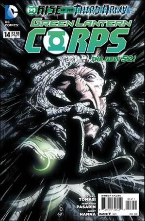 Green Lantern Corps (2011) 14-A